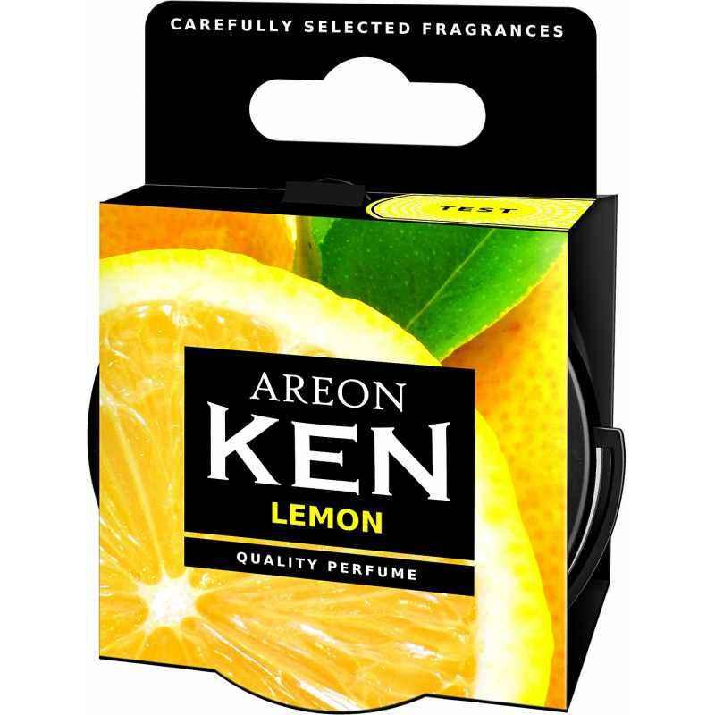 Areon 35g Ken Lemon Car Air Freshener, AK07