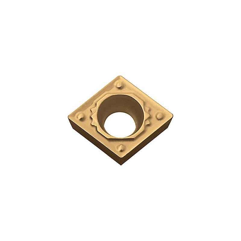 Kyocera CCMT09T302HQ Cermet Turning Insert, Grade: PV7025