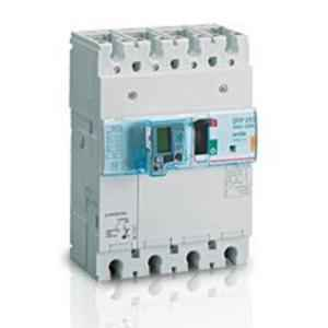 Legrand 160A DRX³ 250 MCCBs Electronic Release with Electronic Earth Leakage Module, 4206 58