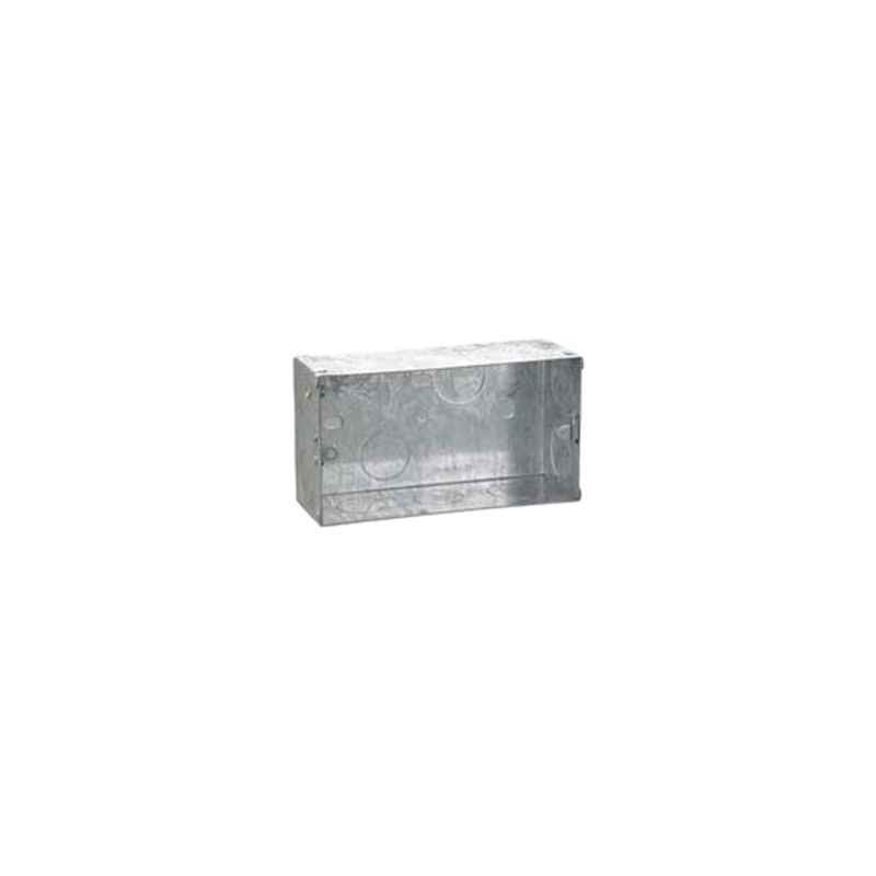 Legrand Arteor 6 Module Metal Flush Mounting Box, 6890 10 (Pack of 40)