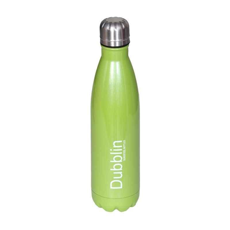 Dublin Kango 500ml Green Water Bottle