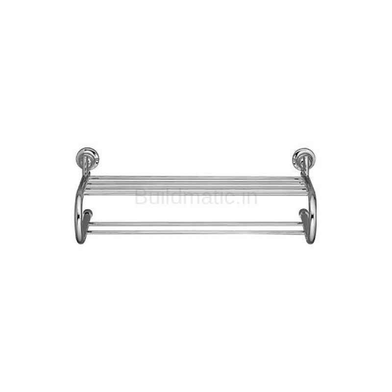 Hindware Chrome Towel Shelf, F890012CP