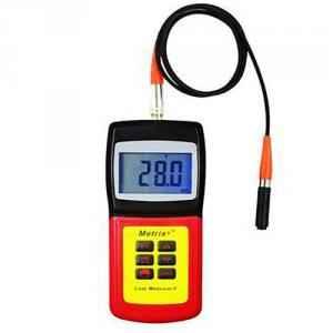 Metrix+ Coat Gauge F+N Digital Coating Thickness Gauge Meter