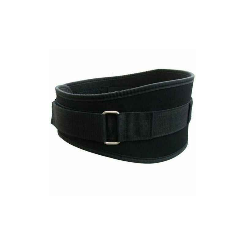 Arnav Weight Lifting Non-Leather Gym Belt, OSB-700707S, Size: S