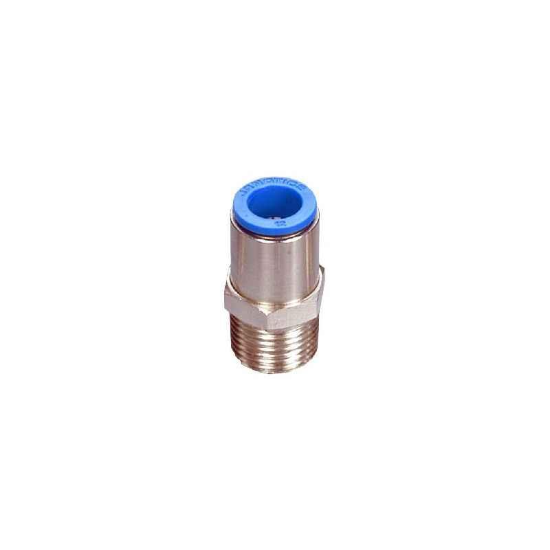 Janatics 12mm Self Sealing Fitting, WE20111252, Length: 44 mm