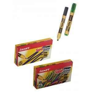 Luxor 997 Black Super Chisel Marker