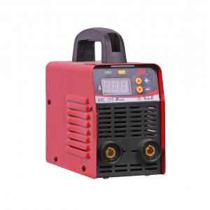 BMB ARC-200D Pink IGBT Inverter Welding Machine with Accessories