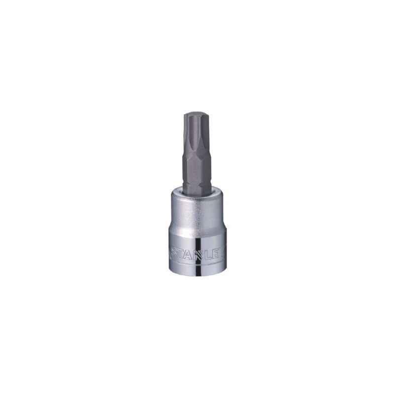 Stanley 1/2 Inch T20 Torx Bit Socket, STMT73389-8B-12