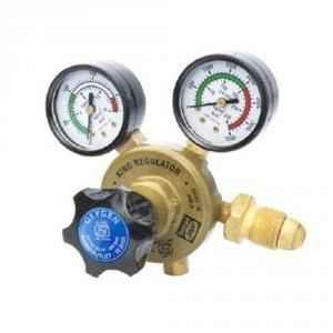 Ador King Single Stage CO2 Gas Regulator with Flow Gauge