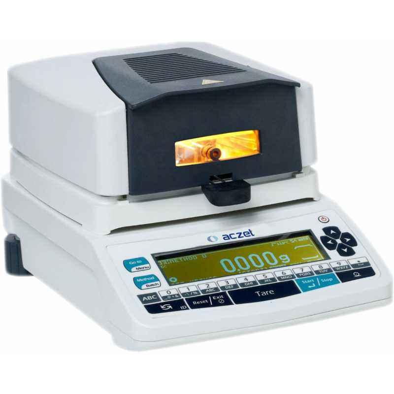 Aczet MB 200 Electronic Moisture Analyzer Balance, Capacity: 200 g