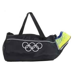 Polestar Premium Black Polyester Duffel Bag