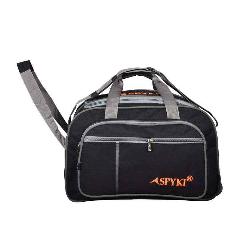SPYKI TR11 Black Polyester Trolley Bag