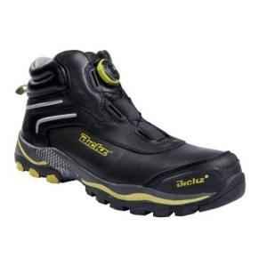 Bata Industrials BICKZ 305 Rubber Sole Safety Shoes, Size: 7
