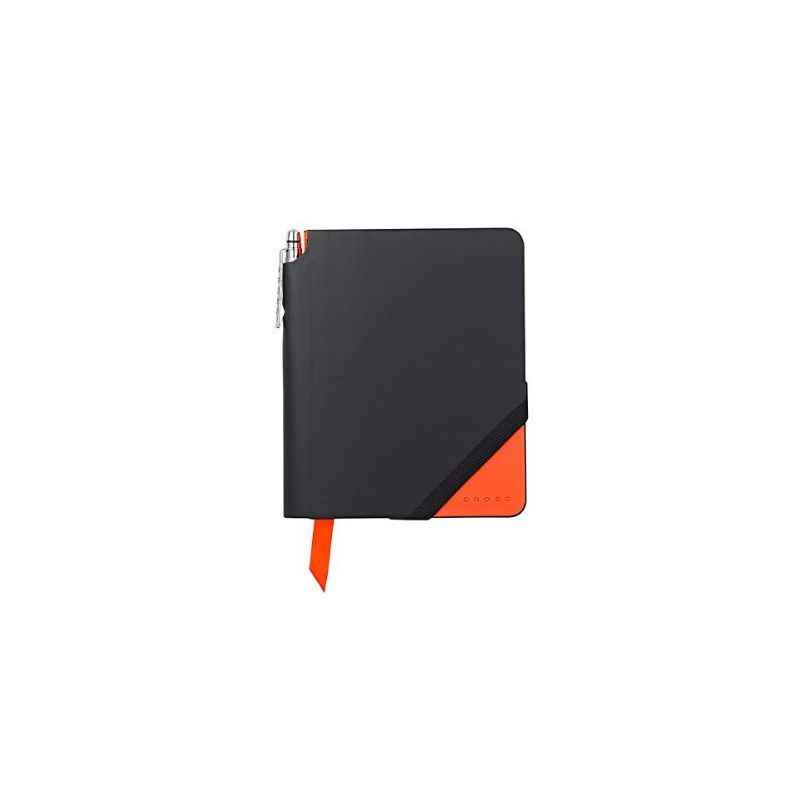 Cross Black and Orange Jot Zone Notebook with Pen, AC273-1S