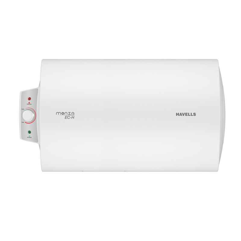 Havells Monza Ec-H 50 Litre 4 Star White Water Heater, GHWHMESWH050
