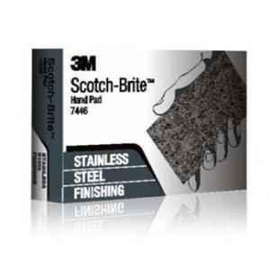 3M Scotch Brite For SS Finishing