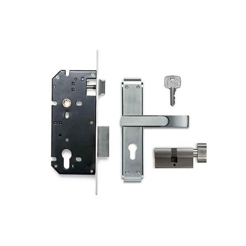 Godrej Gloria Combi (1CK) Door Handle Lock Set, 8220