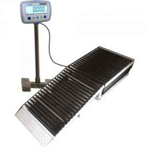 Aczet CTG 60RR Stainless Steel Roller Ramp Scale, Capacity: 60 kg