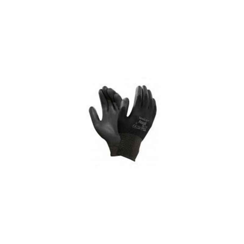 Ansell Sensilite Safety Gloves, HNPAN-48-101, 9 Inch (Pack of 10)