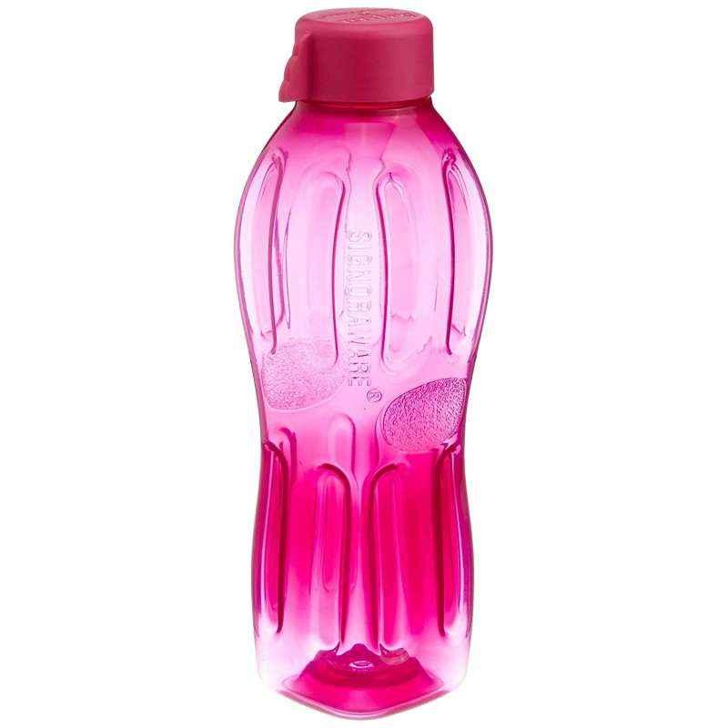 Signoraware Magenta 500 ml Aqua Fresh Water Bottle, 421