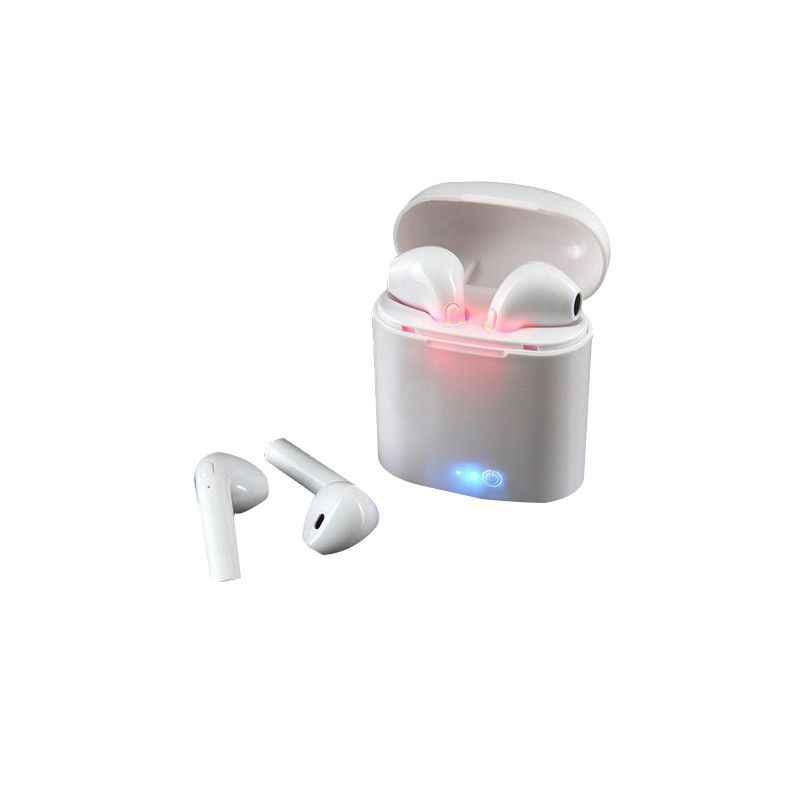 Vizio i7S White Dual Wireless Bluetooth Ear Pods with Mic