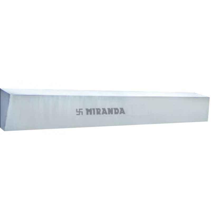 Miranda 10x100mm S-600 HSS Square Toolbit Blank, MIRTSKI01BM1010100