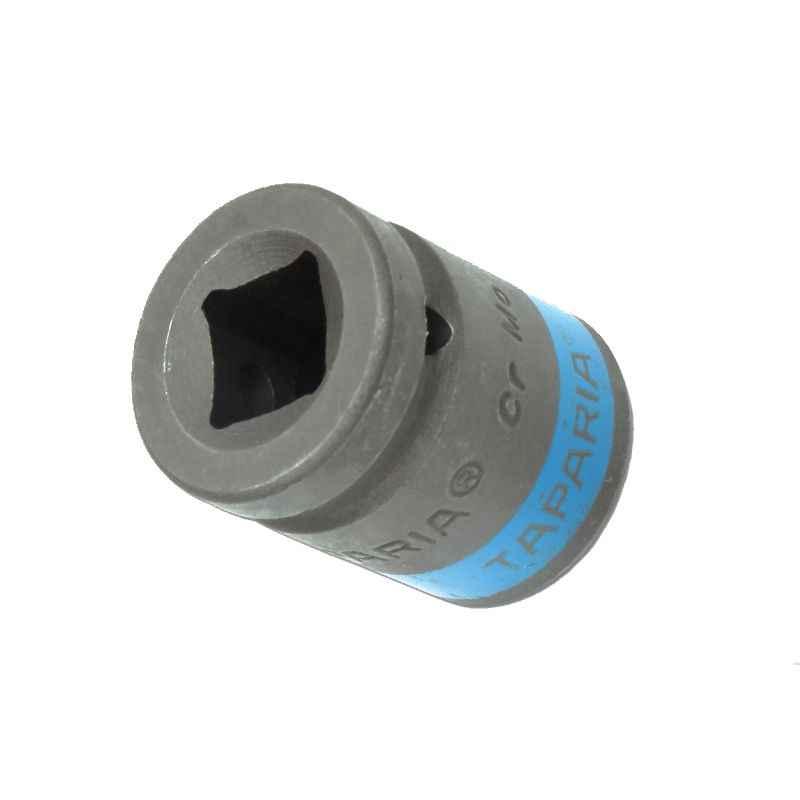 Taparia 19mm 1/2 Inch Square Drive Hexagonal Impact Socket, IM 19 (Pack of 10)