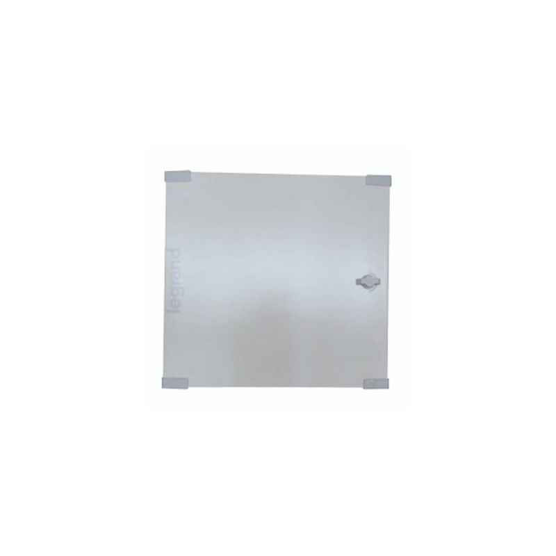 Legrand Ekinox 8 Way SPN Distribution Board With Metal Door Box, 5076 11