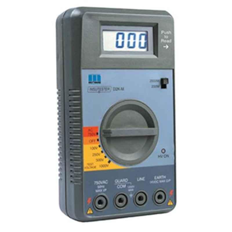 Motwane D2KM Low Voltage Insulation Tester