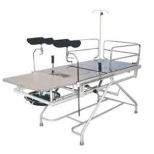 Acme 1800x675x750mm Obstetric Labour Table Telescopic Bed, Acme-951