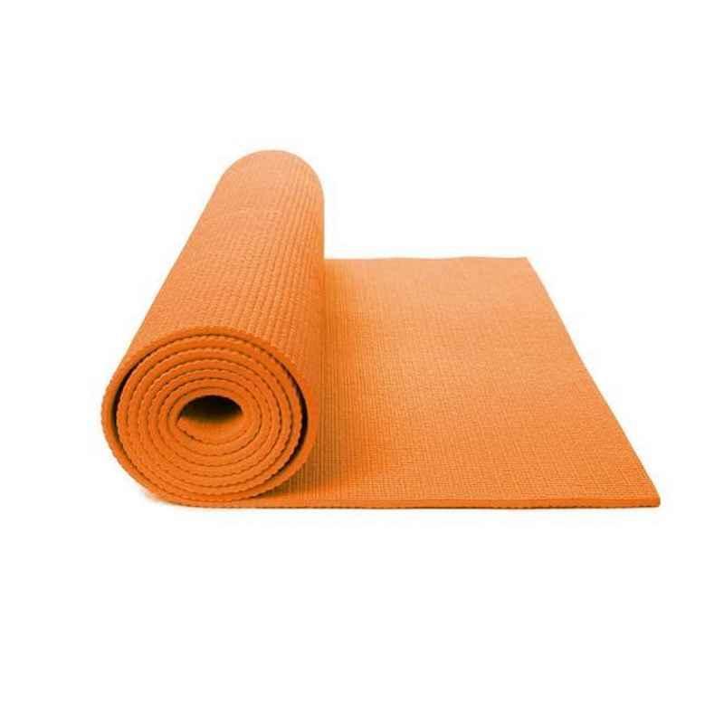 Facto Power 1730x610x4mm Orange Antiskid Yoga Mat