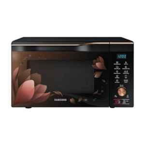 Samsung 32L 1400W Black Convection Microwave Oven, MC32K7056CC