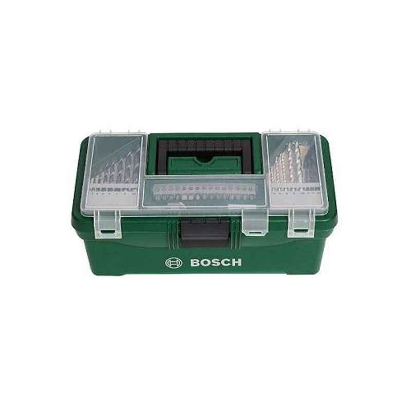 Bosch 73 Pcs Accessories DIY Starter Box Hand Tool Kit, 2607011660