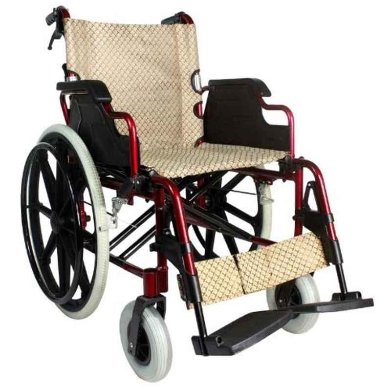 KosmoCare 18x35 inch Elegant Plus Wheelchair, RCS401S
