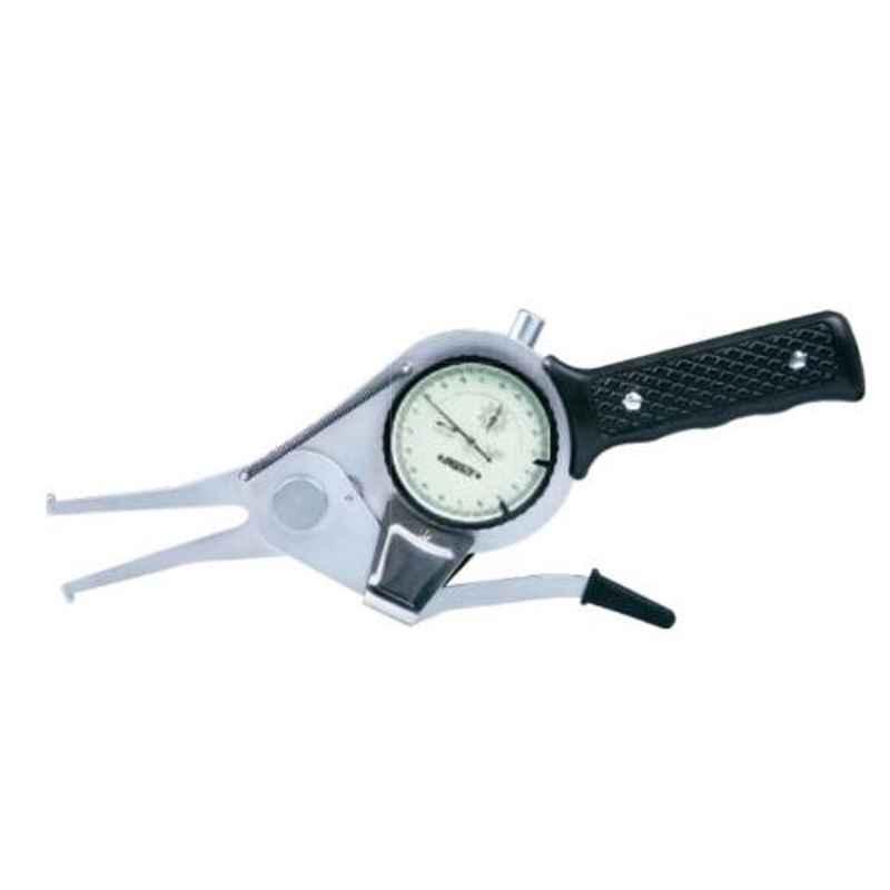 Insize Internal Dial Caliper Gauge, Jaw Length: 250mm, Range: 35-55 mm, 2321-AL55