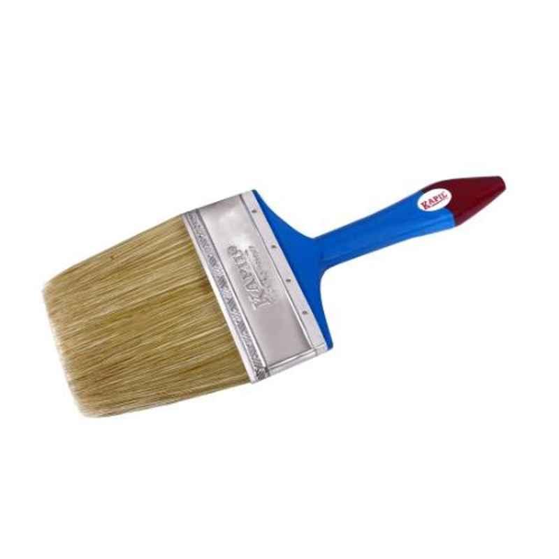 Kapil 3 inch White Premium Synthetic Bristle Paint Brush
