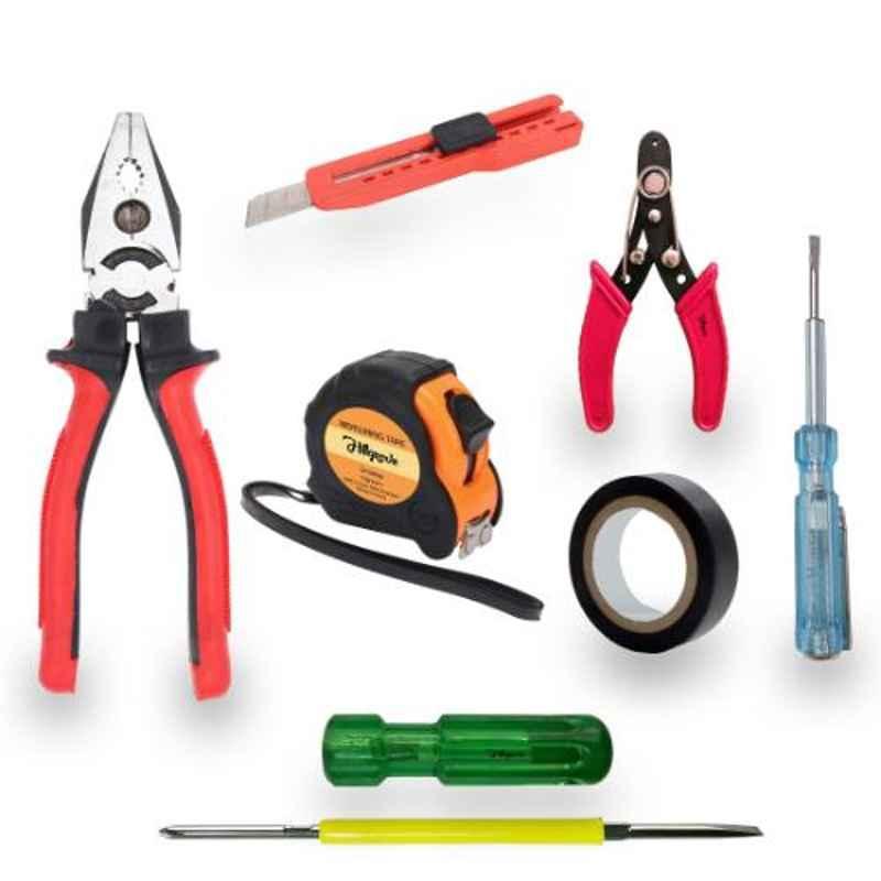 Hillgrove HT-20 7 Pcs Hand Tool Kit, HG0034