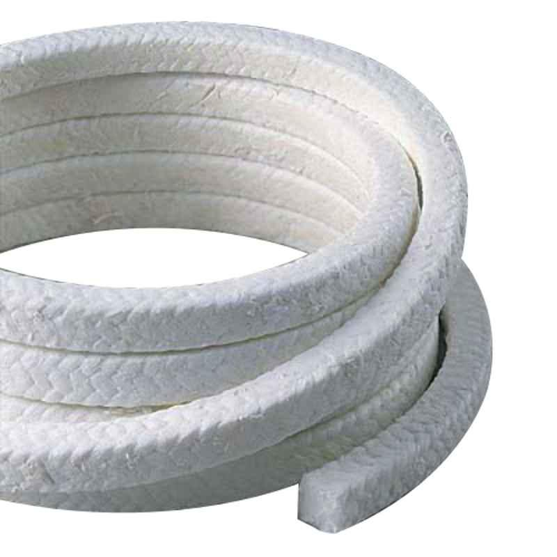 Olympia 3mm Dust Free Square Asbestos Rope, Weight: 5 Kg