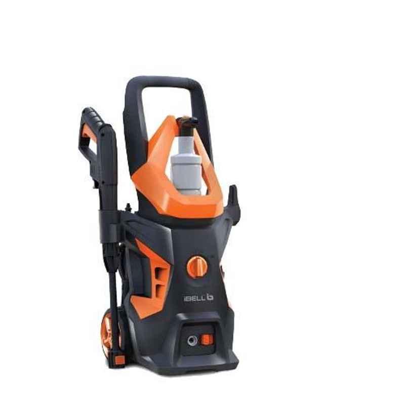 iBELL Wind-55 1600W Black & Orange Car Pressure Washer