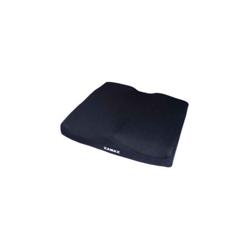 Xamax Coccyx Pro Plus Black Orthopedic Seatrest, BTT304-BL