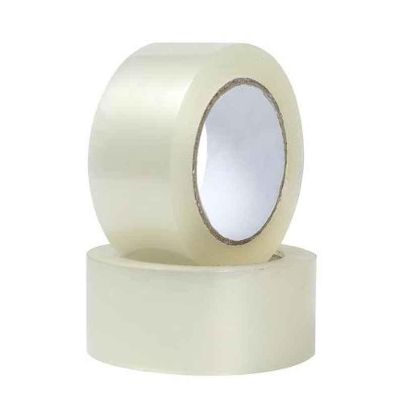 SRTL 2 inch 65m Self Adhesive Transparent Tape, KH36
