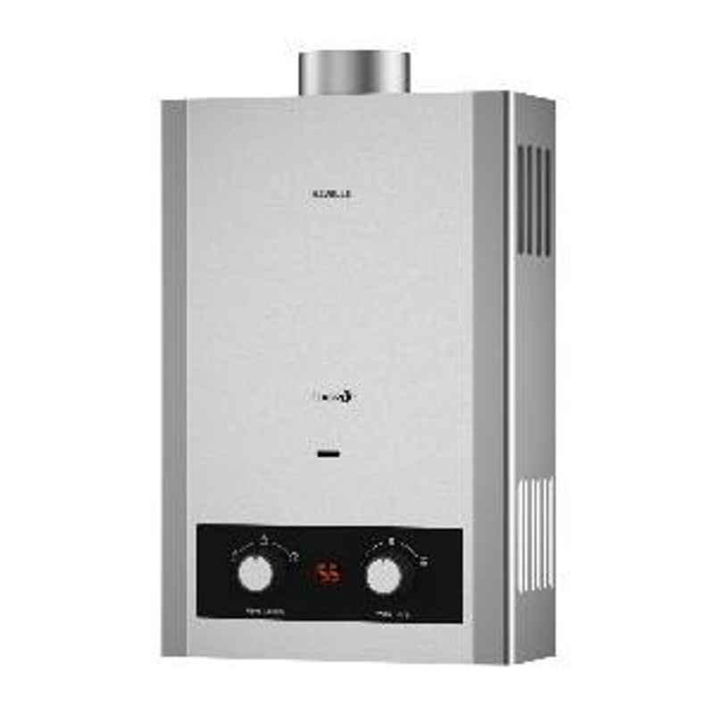 Havells Flagro Gas Water Heater 8L 1.6 KW Gas Water Heater GHWGFLSSI008