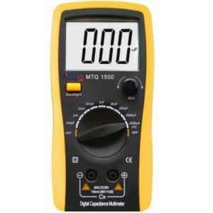 Crown 3 Digit Digital Capacitance Meter, CEM 1500