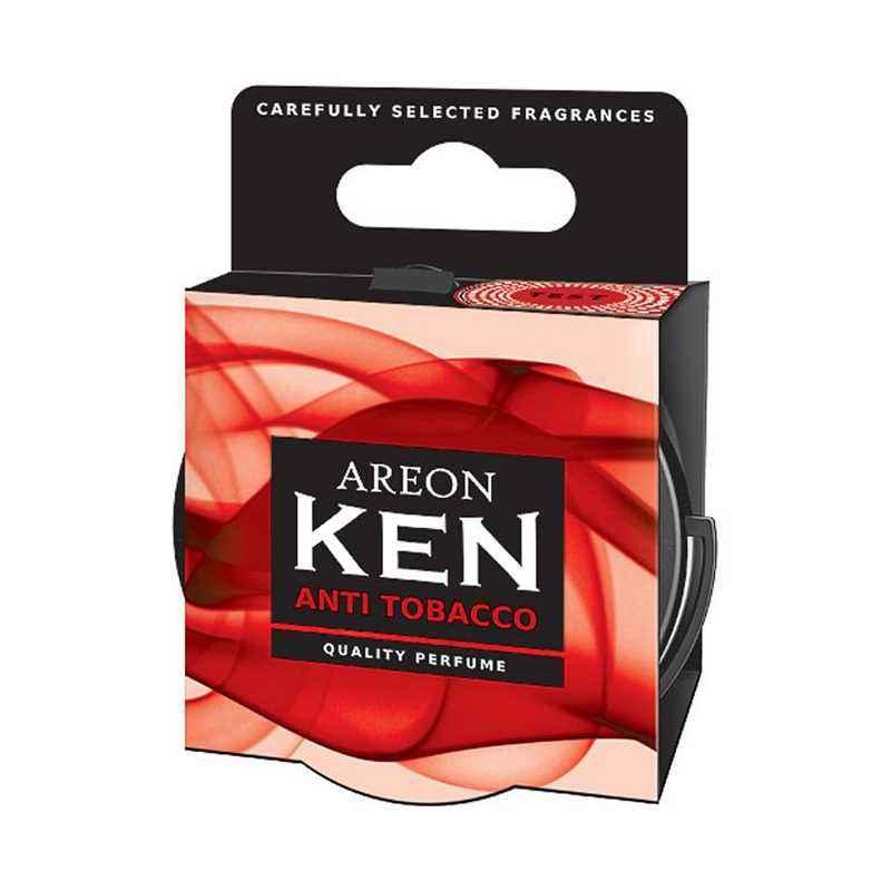 Areon Anti Tobacco Ken Air Freshener for Car