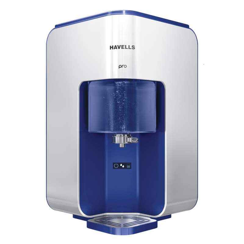 Havells Pro 8 Litre RO+UV Water Purifier, GHWRPPD015