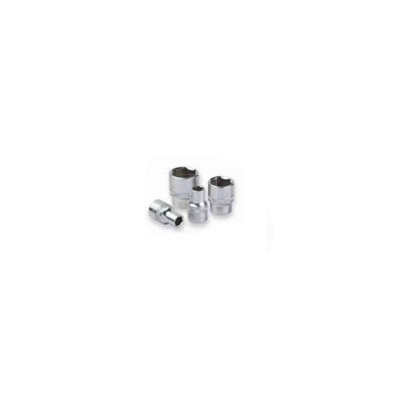 Groz 12mm 1/4 Inch Drive Hex Socket, SKT/H/1-4/12/UG