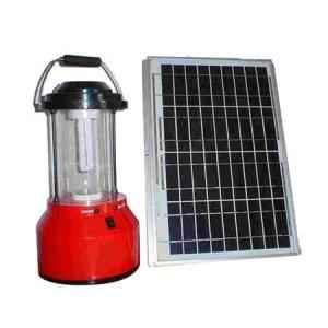 Shiv Power SL3P Solar Lantern, Voltage: 6V