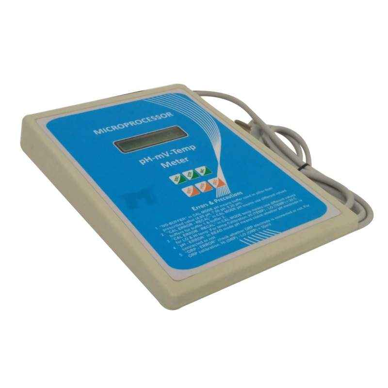 Manti MT-101 Microprocessor pH Meter, Range: 0-14 pH