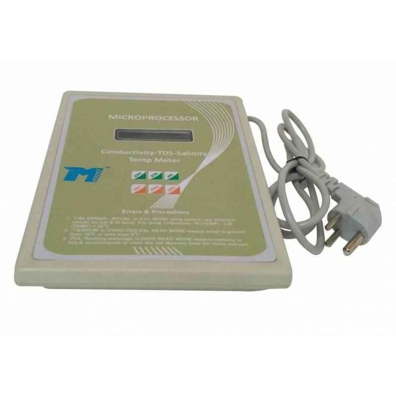 Manti MT-112 Microprocessor Conductivity TDS & Temperature Meter