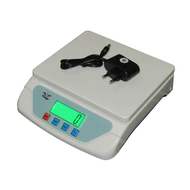 Virgo Digital Kitchen Multi-Purpose Weighing Machine, v-TS-500-white